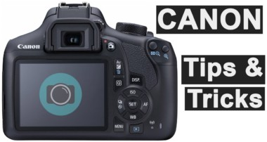 Canon photography tips and tricks for beginners – get more from your camera.